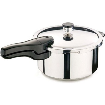 4 Quart Stainless Steel Pressure Cooker