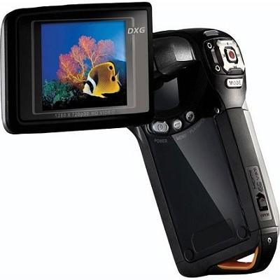 DXG-5B8V HD- 1080p HD Camcorder with Zoom-Black
