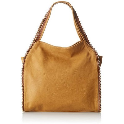 Grayson Shoulder Bag - Butterscotch