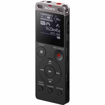 Ux560BLK Digital Voice Recorder