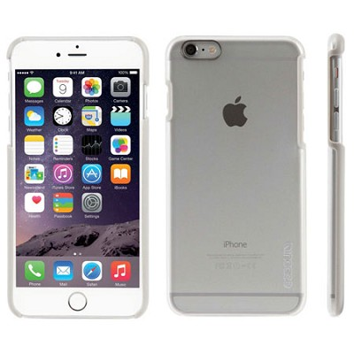 Halo Snap Case for iPhone 6 Plus - Clear
