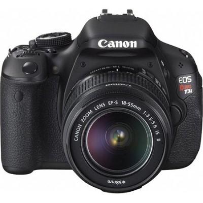 EOS Rebel T3i Digital Camera  EF-S 18-55mm IS II Lens Kit Factory Refurbished