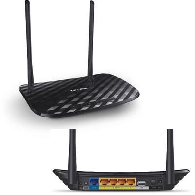 AC750 Dual-Band Wireless Gigabit Router - Archer C2