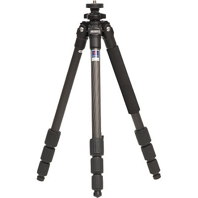 Carbon Fiber C- 058M8 Tripod offers the ultimate in reliable performance.
