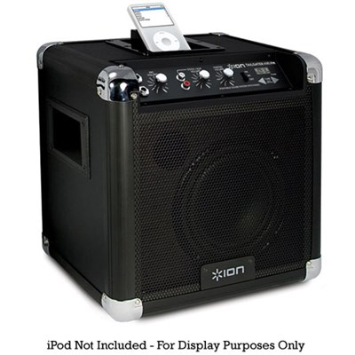 Tailgater AM/FM Portable Speaker System - ***AS IS***