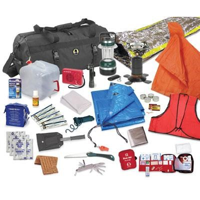 Dlx Emergency Preparedness Kit