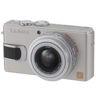 DMC-LX2 (Silver) Lumix 10.2 megapixel Digital Camera w/ 2.8` TFT LCD Refurbished