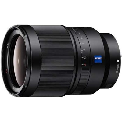 SEL35F14Z - Distagon T FE 35mm F1.4 ZA Full-frame E-mount Prime Lens - OPEN BOX