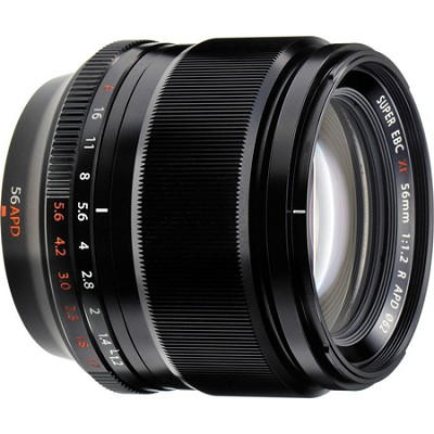 XF 56mm f/1.2 R APD Lens