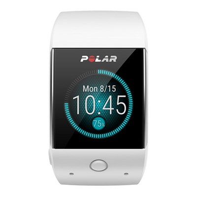M600 Sports GPS Smart Watch White - 90063089