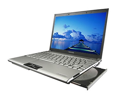 Portege R500-S5008X 12.1` Notebook PC (PPR50U-08K09D)