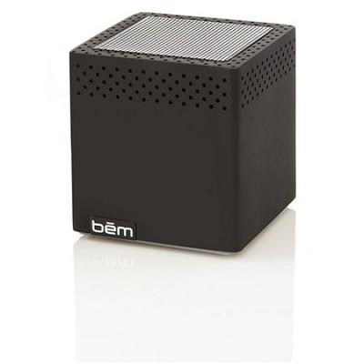 Mini Mobile Bluetooth Speaker (Black) - BEMCSBK