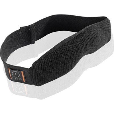 T-Tech Knit Eye Shade, Charcoal Black