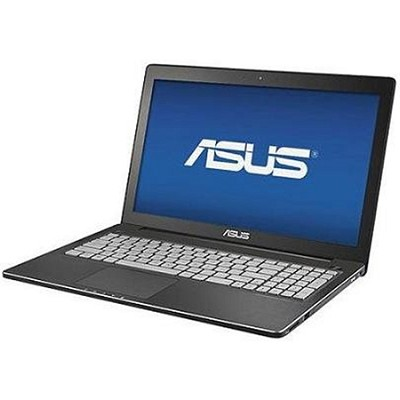 15.6` Touch-Screen  Core i7-4500U Black Laptop