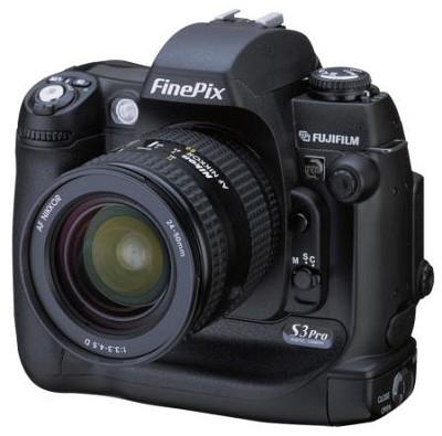 Finepix S3 Pro Digital SLR Camera (Body Only)