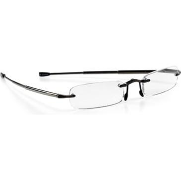 Scorecard Reader Flip-top Glasses, +2.0