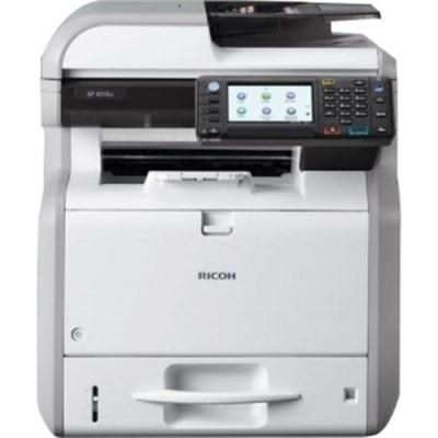 SP 4510SF Monochrome Printer with Scanner Copier and Fax - 407302
