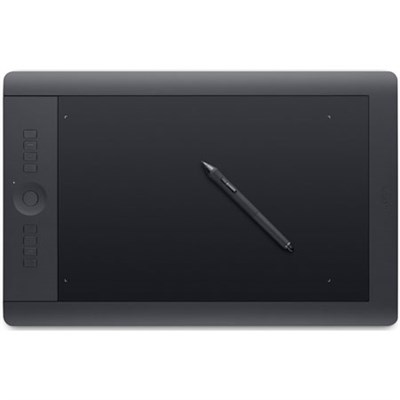 Intuos Pro Pen & Touch Tablet Large PTH851) Manufacturer Refurbished