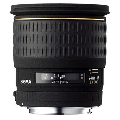 24mm f1.8 EX DG Aspherical Macro Lens for Canon EOS
