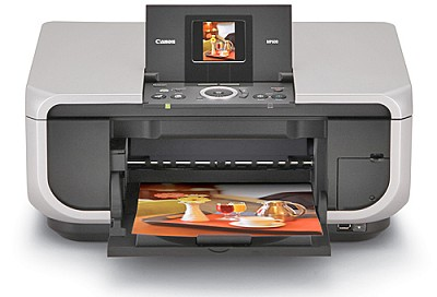 PIXMA MP600 Photo All-In-One Printer w/ 2.5-inch TFT Display