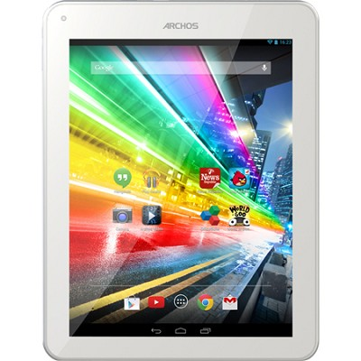 97b Platinum 8GB 9.7` HD Android Tablet - Jelly Bean, 1.2GHz Quad Core Processor