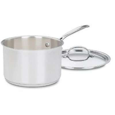 7194-20 - Chef's Classic Stainless 4-Quart Saucepan with Cover