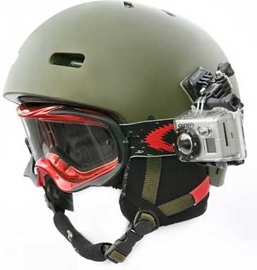 HD Helmet HERO Camera