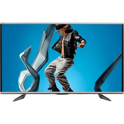 LC60UQ17U - 60` Q+ LED HDTV 1080p 240Hz THX 3D WiFi Bluetooth (Aluminum)