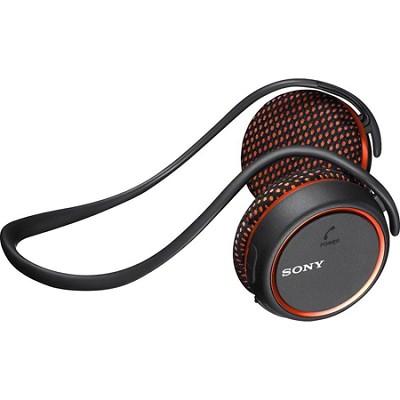 MDR-AS700BTL/O Bluetooth Wireless Sports Headsets - Orange