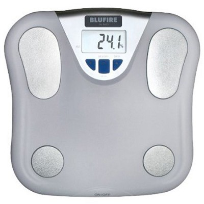 BA90 Digital Body Fat Analyzer, Soft White