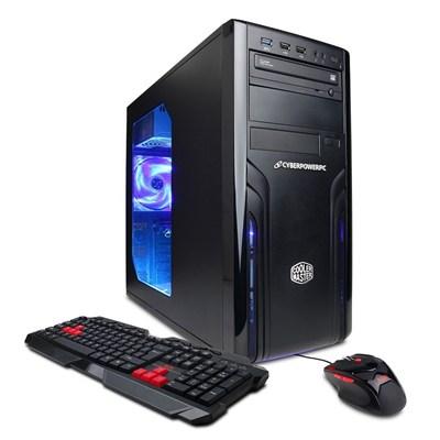 Gamer Ultra GUA480 Desktop (Black/Blue)