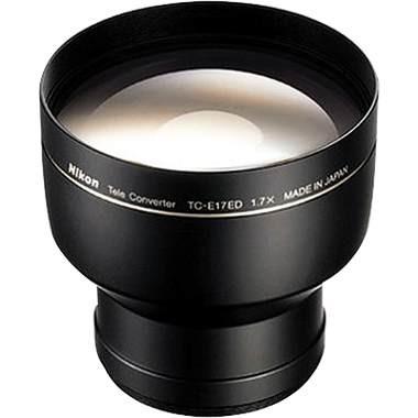 TC-E17ED Tele Converter Lens f/ Coolpix 8800