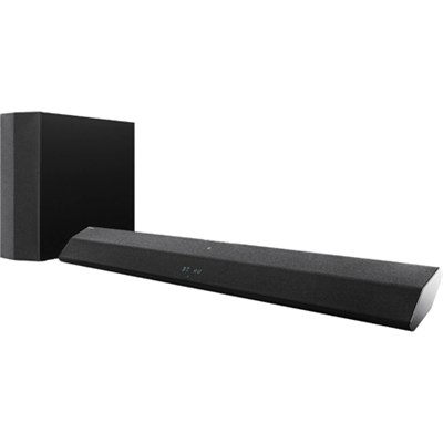 300W 2.1 Sound Bar with Wireless Subwoofer - HT-CT370 - OPEN BOX