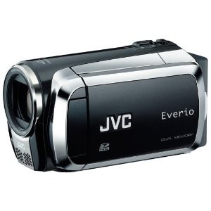 Everio MS130 16GB Dual Flash Camcorder