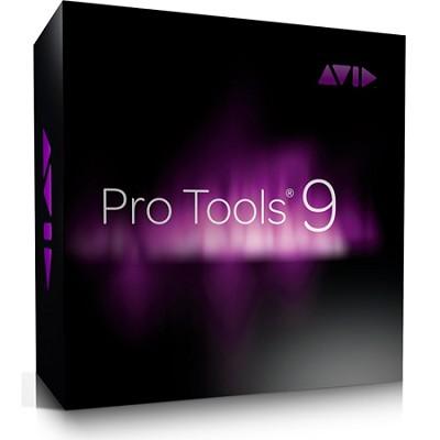 Pro Tools 9 Software - OPEN BOX