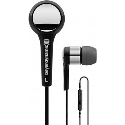 MMX 102 iE Black / Silver Premium In-Ear Headset