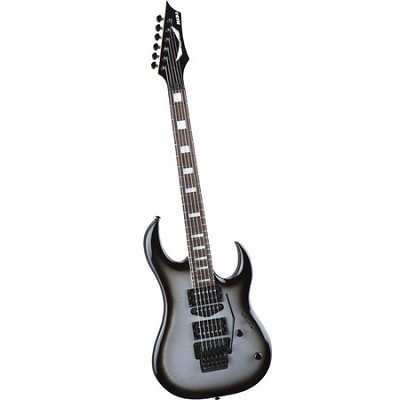 Michael Batio MAB3 Electric Guitar - Silver Burst - OPEN BOX
