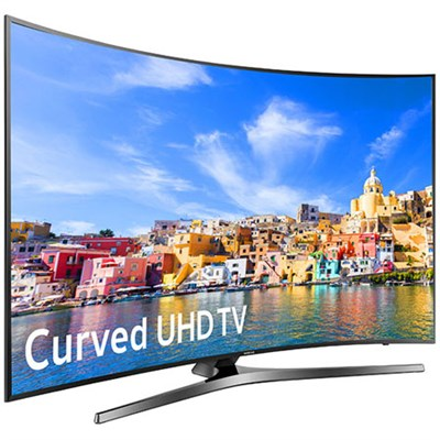 UN55KU7500 - Curved 55-Inch Smart 4K UHD HDR LED TV - KU7500 7-Series
