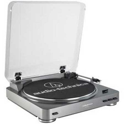 AT-PL60 Fully Automatic Belt Driven Turntable Factory Recertified