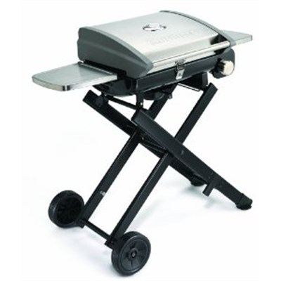 CGG-240 All Foods Roll-Away Gas Grill - OPEN BOX