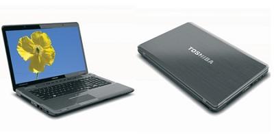Satellite P775-S7234 17.3 Inch Platinum Notebook Intel Core i5-2410M