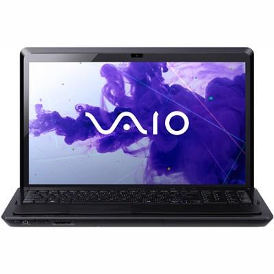 VAIO - VPCF232FX - 16.4 in. Full HD Core i7-2670QM Processor (Black) - OPEN BOX