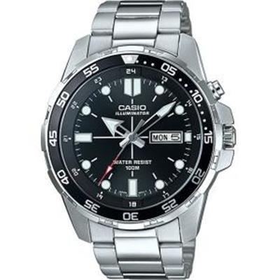Mens 3 Hand SI Analog Watch