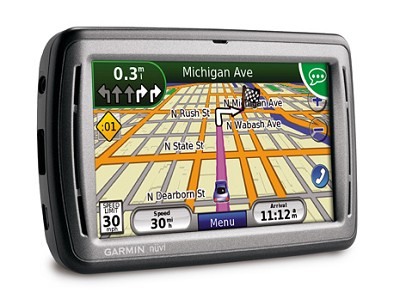 nuvi 885T GPS Navigator w/ Speech Recognition, Bluetooth (Refurbished)