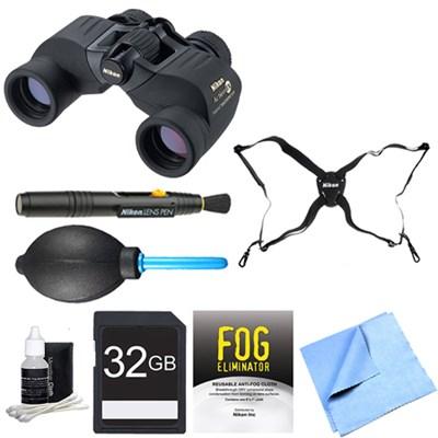 7237 7x35 Action Extreme ATB Binoculars Adventure Bundle
