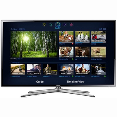 UN55F6300 - 55 inch 1080p 120Hz Smart WiFi LED HDTV