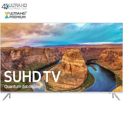 UN65KS8000 - 65-Inch 4K SUHD Smart HDR 1000 LED TV - KS8000 8-Series - OPEN BOX