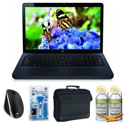 17.3` G72-B50US Black Notebook Essentials Bundle