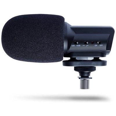 Audio Scope SB-C2 Camera Mounted Stereo Microphone