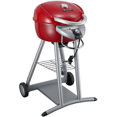 Patio Bistro Tru-Infrared Electric Grill, Red - OPEN BOX